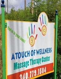 a touch of wellness massage therapy center