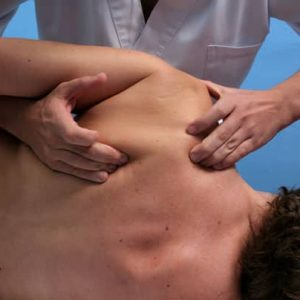 Mother Day Special Back Massage
