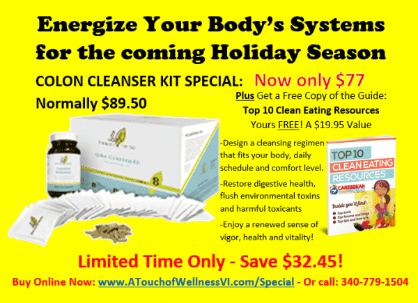 Colon Cleanser Kit Energize Your Body