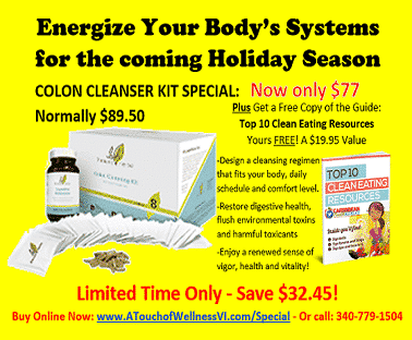 Energize your body systems