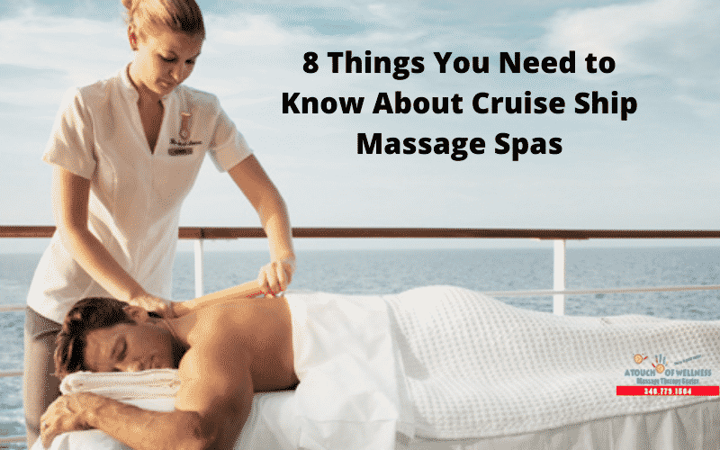 8 Things You Need to Know About Cruise Ship Massage Spas