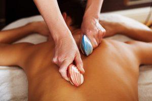 Seashell Massage